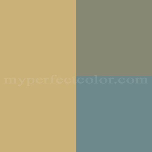 Benjamin Moore Affinity Color Collection Eclectic Chic