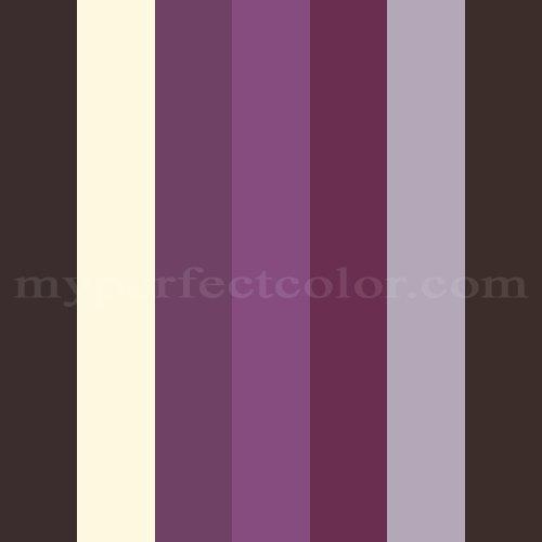 Purple Color Scheme