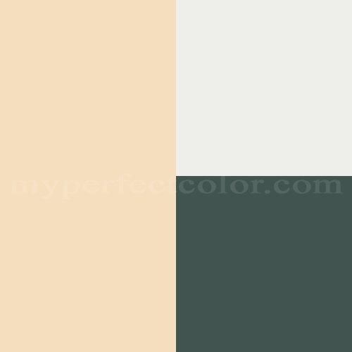 Benjamin Moore Color Combinations Exterior 16 Scheme