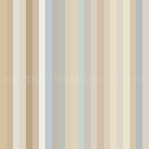 Calming Colors That Will Perfect Your Home: Calm House Color Scheme Created By Sassygoose