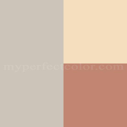 exterior paint color combinations | myperfectcolor