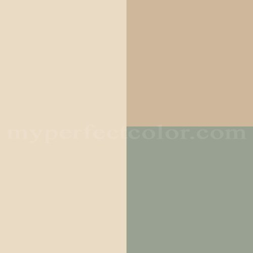 Stone House Benjamin Moore — The Paint Brands