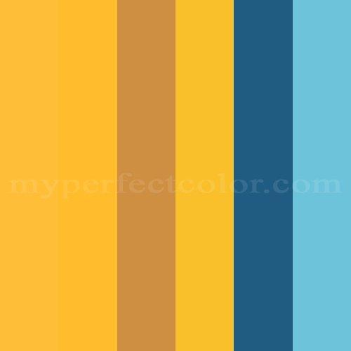 Bohemian Paint Colors: Bohemian Scheme Created By Katlineking92