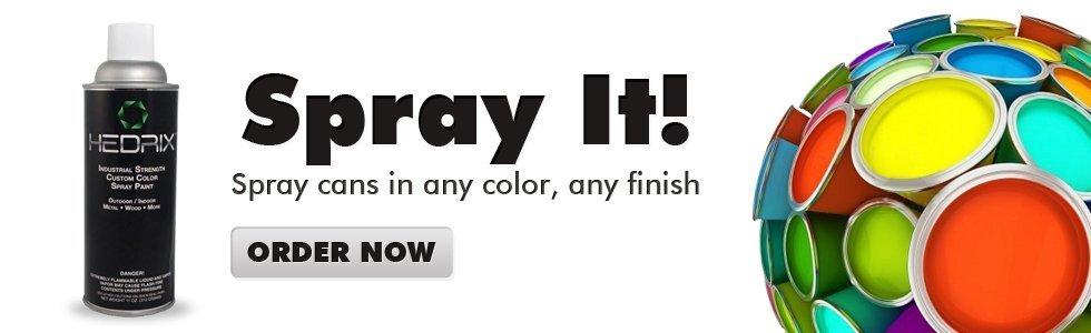 any colors in spray paint